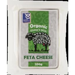 Photo of Viking Organic Sheep Feta 200gm