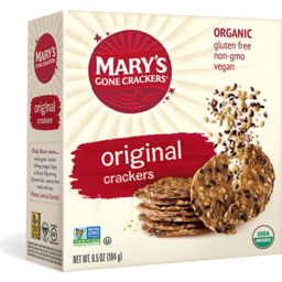 Photo of Mary's Gone Crackers Original Crackers