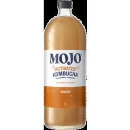 Photo of Mojo Actviated Kombucha Ginger 1l