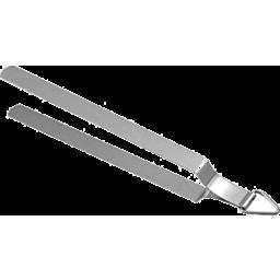 Photo of Stainless Steel Chimta 28 X 2cm