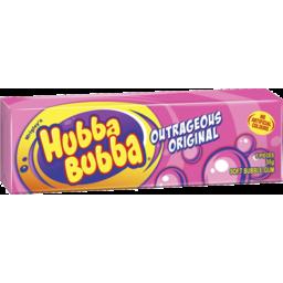 Photo of Wrigley's Hubba Bubba Outrageous Original 35g