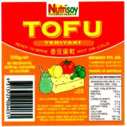 Photo of Tofu - Teriyaki 200g