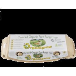Photo of Organigrow Eggs Organic Dozen 800g