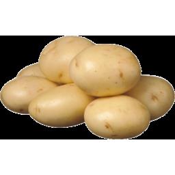 Photo of Potatoes White Washed