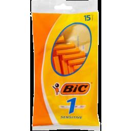 Photo of Bic Shaver Senaitive Skin 15pk