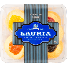 Photo of Lauria Assorted Petite 190g