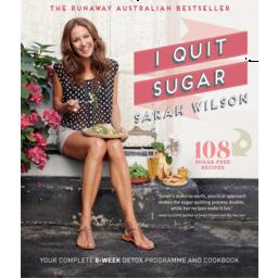 Photo of Wilson. Sarah Book - I Quit Sugar - Kids Cookbook