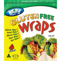 Photo of Wraps Gluten Free 250g