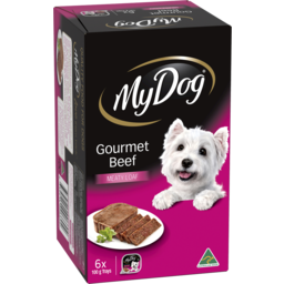 Photo of My Dog Gourmet Beef 6x100g