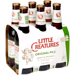Photo of Little Creatures Pilsner 6 x 330ml Bottles