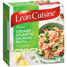 Photo of Lean Cuisine Steam Atlantic Salmon Pasta 370g