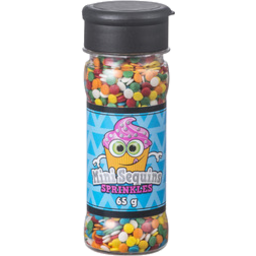 Photo of Gf Mini Sequins Sprnkl Shakers 65gm