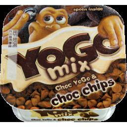 Photo of Yogo Mix Choc Yogo & Chocolate Chips 150g