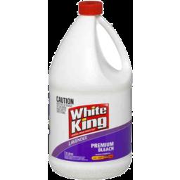 Photo of White King Premium Bleach Lavender 2.5l