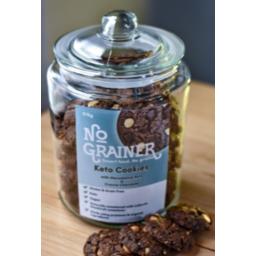 Photo of No Grainer Keto Cookies