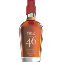 Photo of Maker's Mark 46 Bourbon 700ml
