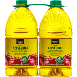 Photo of Members Selection100% Apple Juice