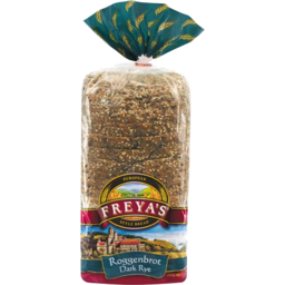 Photo of Freyas Bread Roggenbrot Dark Rye 750g
