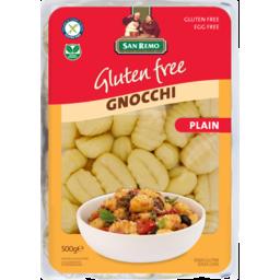 Photo of San Remo Gluten Free Plain Pasta Gnocchi 500g