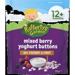 Photo of Rafferty's Fresh Yogurt Mixed Berry 28g