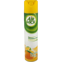 Photo of Air Wick Air Freshener Spray Sparkling Citrus 237g