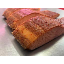 Photo of Ashmores Thai Hot Smoked Salmon Portions R/W
