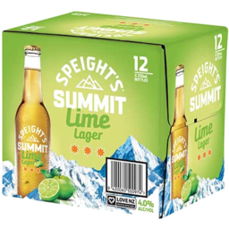 Photo of Speights Summit Lime 12 Pack