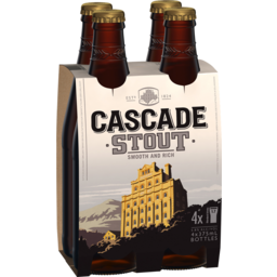 Photo of Cascade Stout Export Bottles