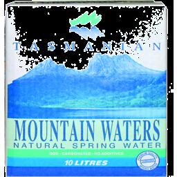 Photo of Tasmanian Mountain Waters Spring Water 10L