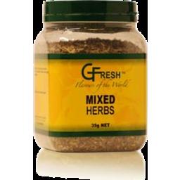 Photo of Gfresh Mixed Herbs 35g