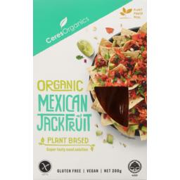 Photo of Ceres Organics Mexican Jackfruit 200g