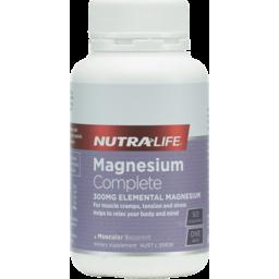 Photo of Magnesium Complete 50's