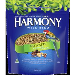 Photo of Harmony No Waste Seedmix 1kg