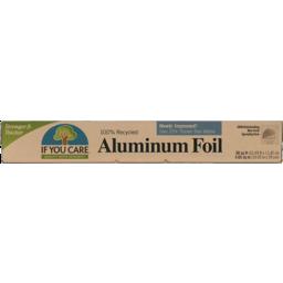 Photo of If You Care Aluminium Foil