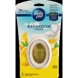 Photo of Ambi Pur Bathroom Fresh Zesty Lemon 6ml