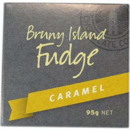 Photo of Bruny Island Caramel Fudge 95gm