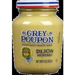 Photo of Grey Poupon Mustard Dijon215g