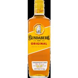 Photo of Bundaberg Original U.P Rum 700ml