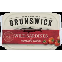 Photo of Brunswick Sardines in Tomato Sauce 106gm