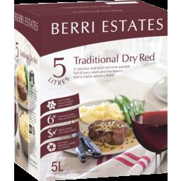 Photo of Berri Estates Traditional Dry Red