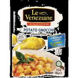 Photo of Le Veneziane Gluten Free Gnocchi 500g