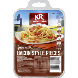 Photo of Kr Castlemaine Rindless Style Bacon Pieces 250g