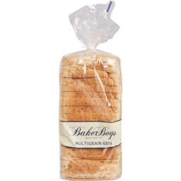 Photo of Baker Boys Square sliced - Multigrain
