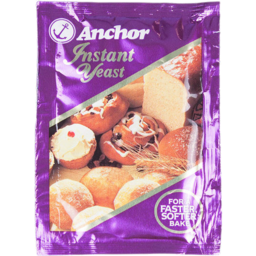 Photo of Anchor Instant Yeast 4pk