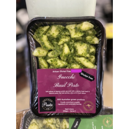 Photo of Artisan Pasta Co. Gnocchi Basil Pesto 500g - Gluten Free