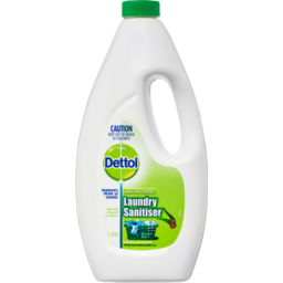 Photo of Dettol Laundry Rinse Liquid Sanitising 1.25l