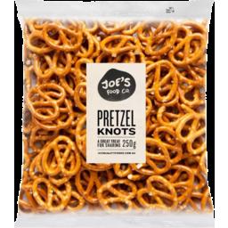 Photo of JC's Pretzel Knots 250g