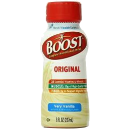 Photo of Boost Original Vanilla Drink
