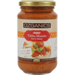 Photo of Ozganics - Tikka Masala Curry - 500g