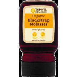 Photo of Topwil Organic Blackstrap Molasses Syrup